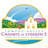 Lompoc Chamber of Commerce badge